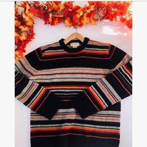 J.crew vintage crew neck sweater medium